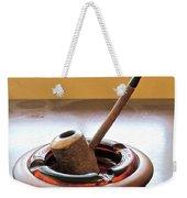 Cherrywood Freehand Pipe Weekender Tote Bag