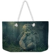 Cherub Lost In Thoughts Weekender Tote Bag