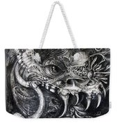 Cherubim Of Beasties Weekender Tote Bag