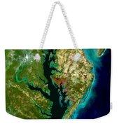 Chesapeake Bay Weekender Tote Bag