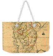 Chesapeake Bay 1786 Weekender Tote Bag