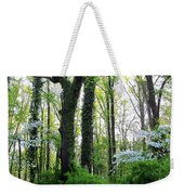 Chesapeake Oldgrowth Forest Weekender Tote Bag