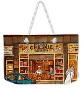 Cheskies Hamishe Bakery Weekender Tote Bag