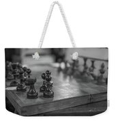Chess Weekender Tote Bag