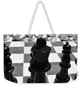 Chess Pano Weekender Tote Bag