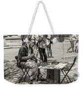 Chess Player Weekender Tote Bag