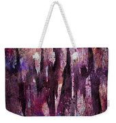 Chest Pains Weekender Tote Bag