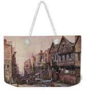 Chester Weekender Tote Bag by Louise J Rayner
