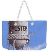 Chester Water Tower Ne Weekender Tote Bag