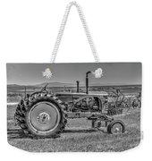 Chesterfield Tractor Weekender Tote Bag