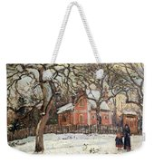 Chestnut Trees At Louveciennes Weekender Tote Bag