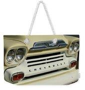 Chevrolet Apache 31 Fleetline Front End Weekender Tote Bag