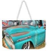 Chevrolet Apache Weekender Tote Bag