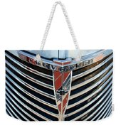 Chevrolet Chrome Weekender Tote Bag