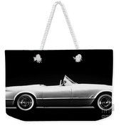 Chevrolet Corvette, 1953 Weekender Tote Bag