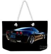 Chevrolet Corvette Z06 Weekender Tote Bag