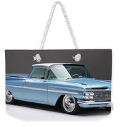 Chevrolet El Camino Weekender Tote Bag