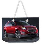 Chevrolet Equinox Ltz 2016 1920x1200 001 Weekender Tote Bag