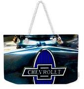 Chevrolet Hoodie Weekender Tote Bag