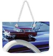 Chevrolet Nomad Toy Car Weekender Tote Bag