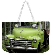 Chevrolet Old Weekender Tote Bag