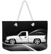 Chevrolet Super Sport Pickup Weekender Tote Bag