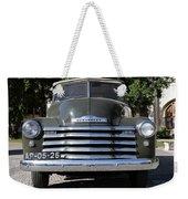 Chevrolet Thriftmaster Weekender Tote Bag
