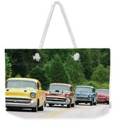 Chevrolet Weekender Tote Bag