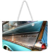 Chevy Bel Air Weekender Tote Bag