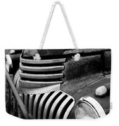 Chevy Grill Weekender Tote Bag