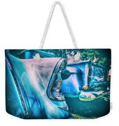Chevy Lights Weekender Tote Bag