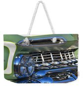 Chevy Low And Slow Weekender Tote Bag
