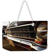 Chevy Nova Ss Weekender Tote Bag