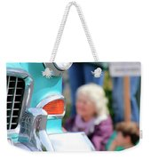 Chevy On Parade Weekender Tote Bag