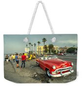 Chevy On The Prom  Weekender Tote Bag