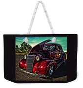 Chevy On The Run Weekender Tote Bag