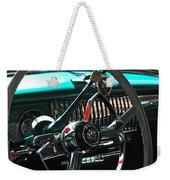 Chevy Powerglide Weekender Tote Bag