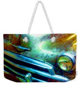 1953 Bel Air Chevy Project 2 Weekender Tote Bag