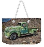 Chevy Truck Route 66 Weekender Tote Bag