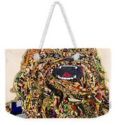 Chewbacca Star Wars Awakens Afrofuturist Collection Weekender Tote Bag