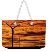 Cheyenne Sunrise Weekender Tote Bag