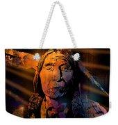 Cheyenne Sunset Weekender Tote Bag