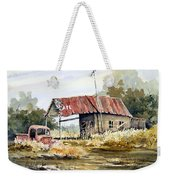 Cheyenne Valley Station Weekender Tote Bag