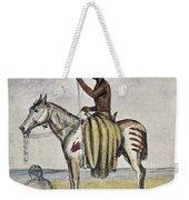 Cheyenne Warrior, 1845 Weekender Tote Bag