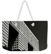 Chiaroscuro Construction Weekender Tote Bag