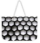 Chiaroscuro Geometry Weekender Tote Bag