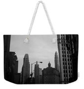 Chicago 4 Weekender Tote Bag