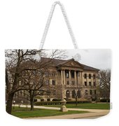 Chicago Academy Of Science Weekender Tote Bag