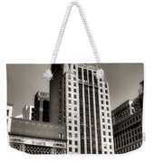 Chicago Architecture - 12 Weekender Tote Bag
