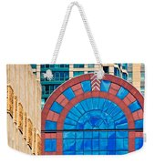 Chicago Place On N. Michigan Ave Weekender Tote Bag